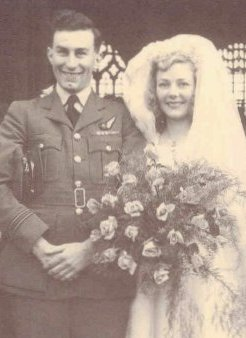 Photograph of the Bride and Groom