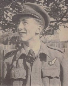 Another photograph of Doug in his uniform