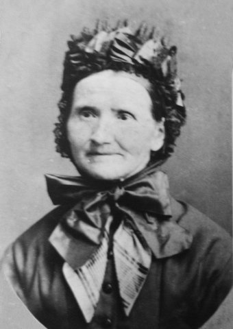 Photograph of my Great Grandmother